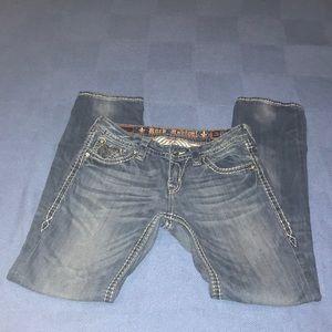 Rock Revival Aisha blue jeans.size 28.